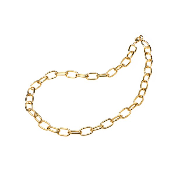 EITA Collection 917 Yellow Gold Necklace K-09