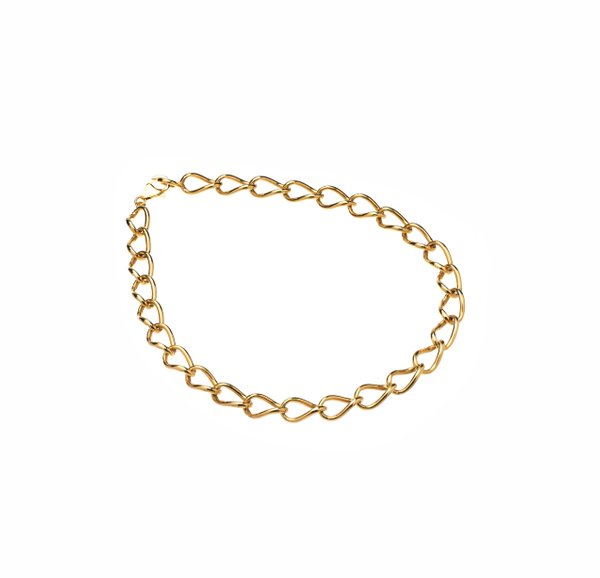 EITA Collection 917 Yellow Gold Necklace K-08