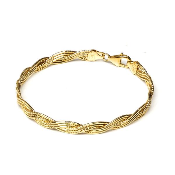 EITA Collection 917 Yellow Gold Bracelet K-39