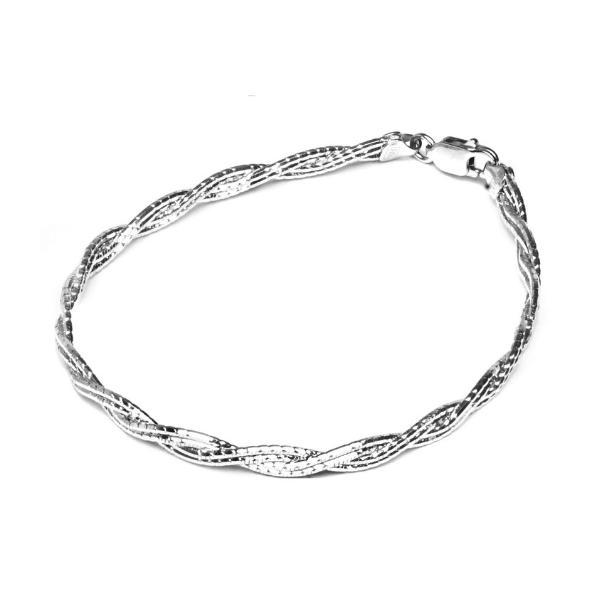 EITA Collection 917 White Gold Bracelet K-40
