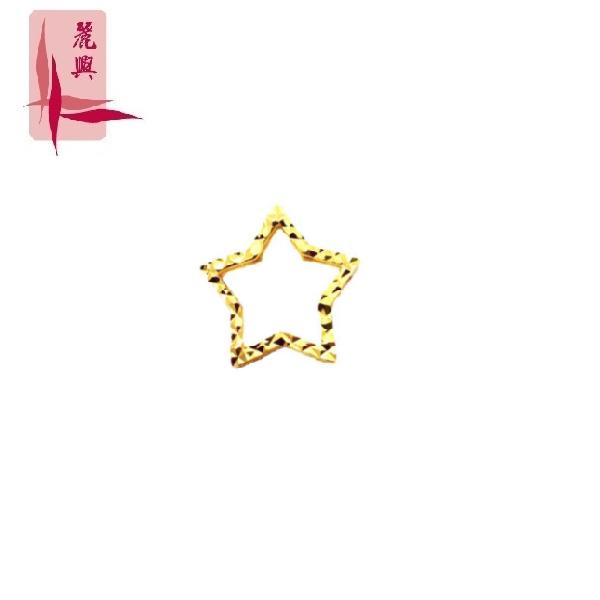 18K Yellow Gold Pendant 3YM02496