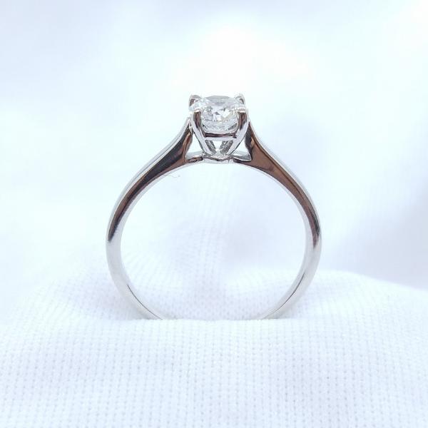 18K White Gold Diamond Ring 3DR00110