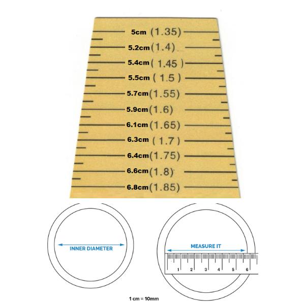 916 Gold Flat Oval Bangle